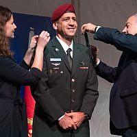 New Chief of the General Staff, Lieutenant General Aviv Kohavi