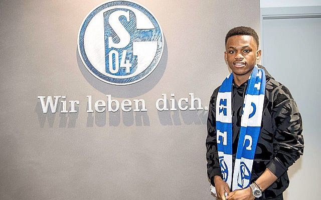 Rabbi Matondo signing for Schalke
