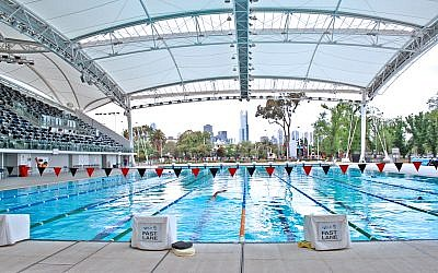 Olympic swimming pool. Source: www.localfitness.com.au)
