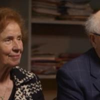 Serge and Beate Klarsfeld (YouTube screenshot)