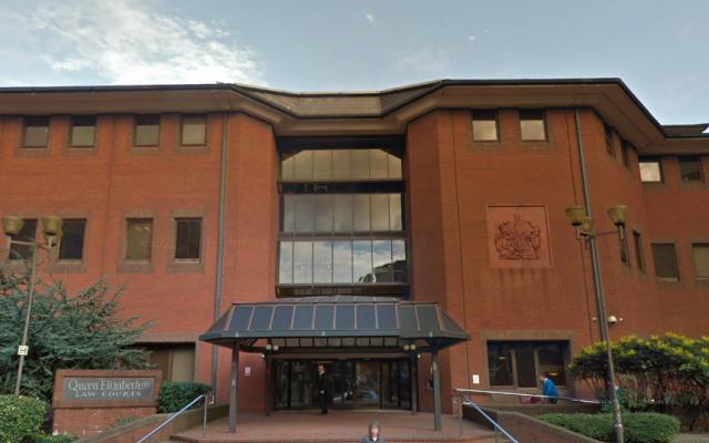 Birmingham Crown Court (Google Maps)