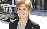 Acclaimed academic Deborah Lipstadt