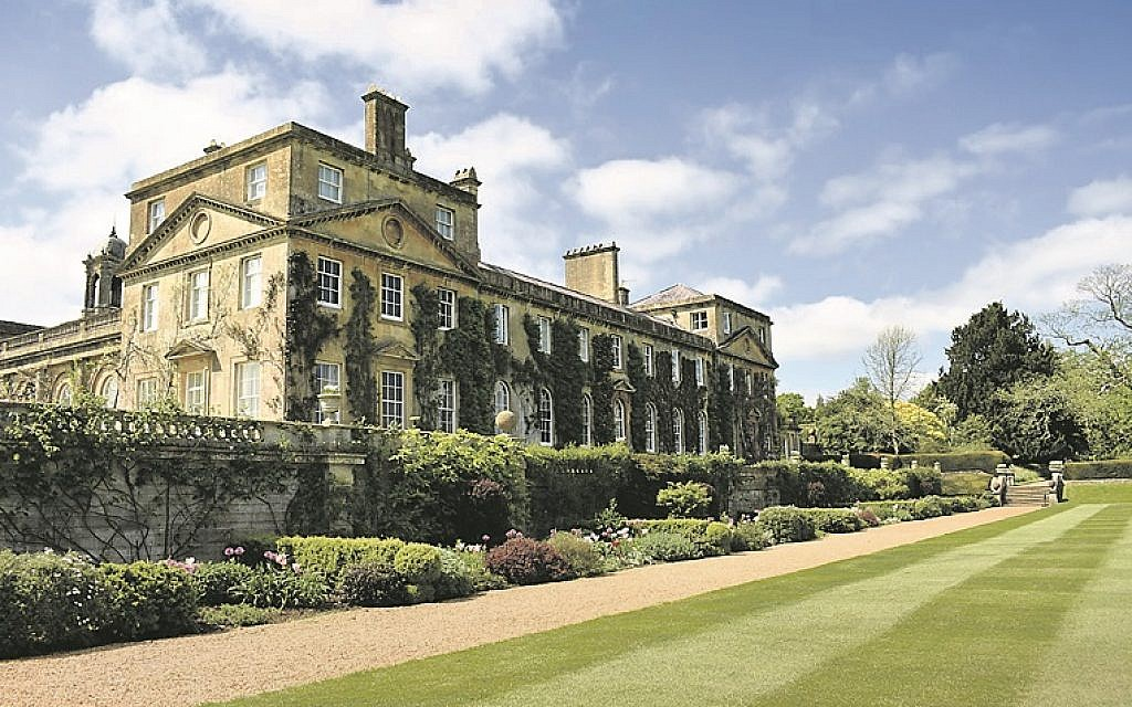 Bowood House, near Calne, in Wiltshire
