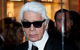 Karl Lagerfeld (Wikipedia/Christopher William Adach)