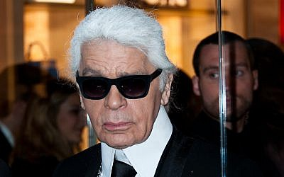 Karl Lagerfeld (Wikipedia/Christopher William Adach)