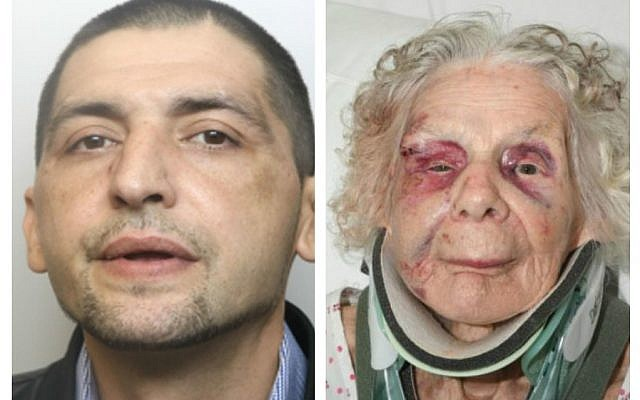 Left: Artur Waszkiewicz and Zofija Kaczan. (Photo credit: Derbyshire Police/PA Wire)