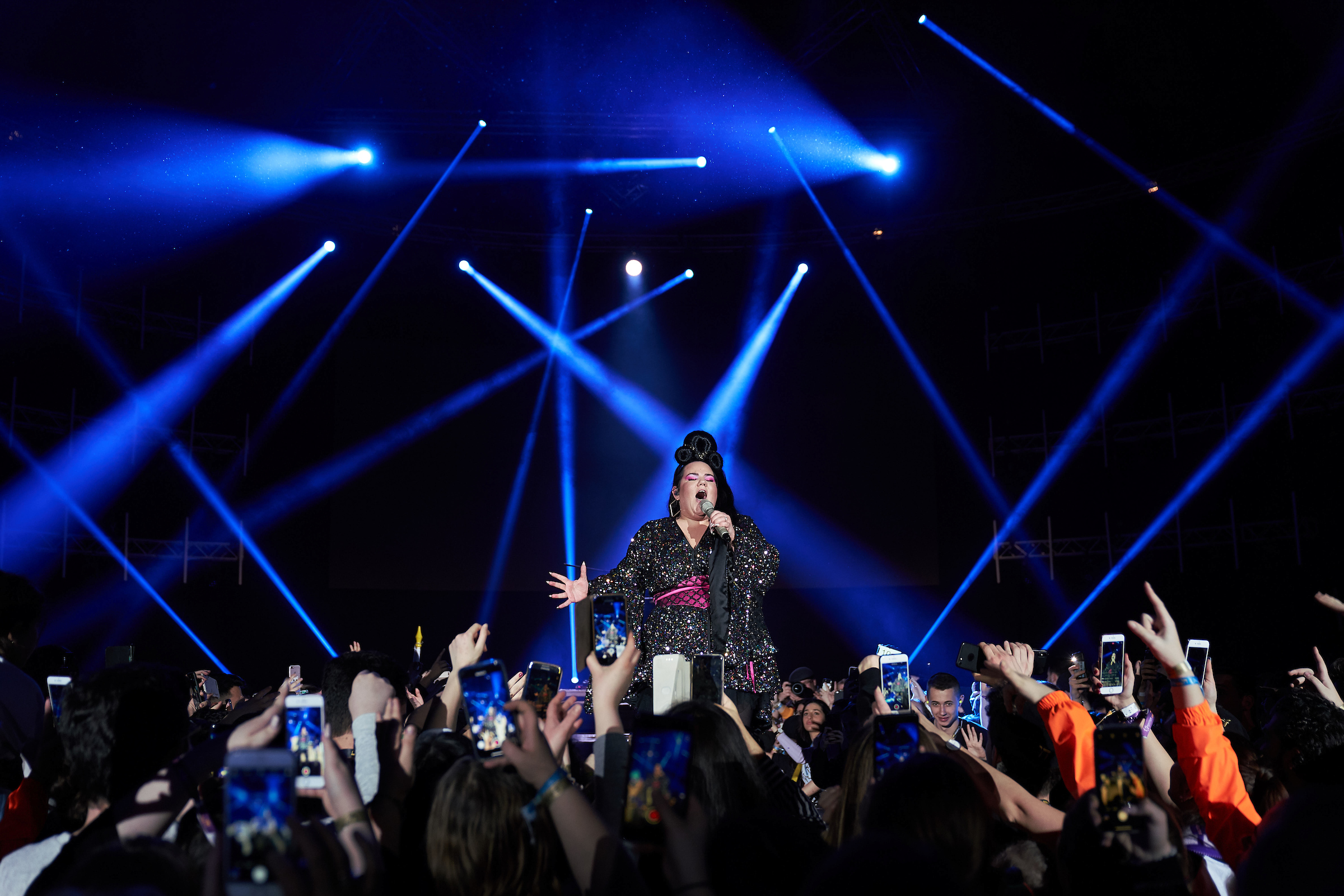 Eurovision Song Contest 2019 Kate Miller Heidke to represent Australia