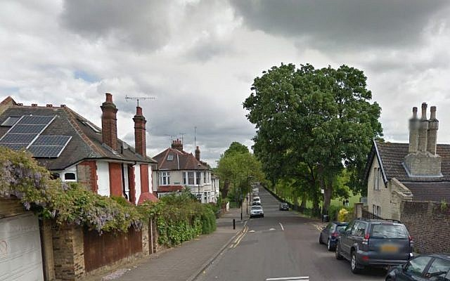 Spring Hill, Clapton (Google Maps Street View)