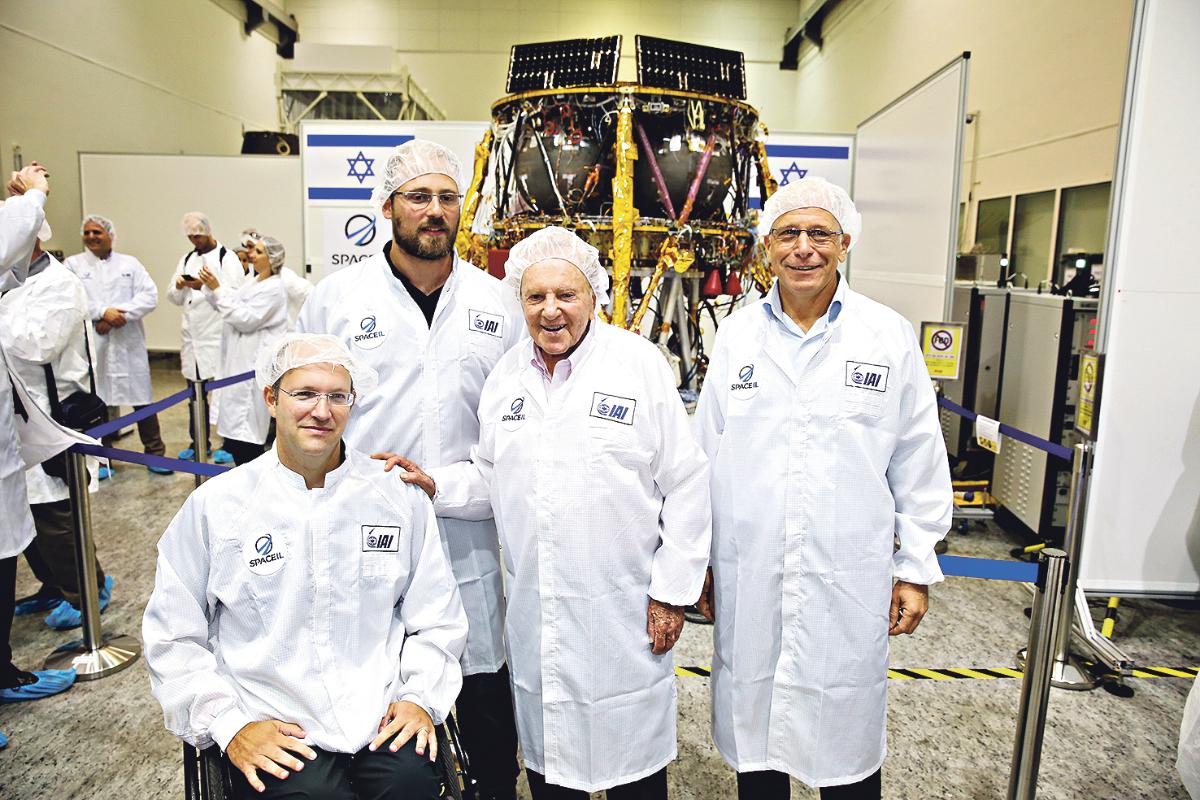 yariv spacecraft - photo #37