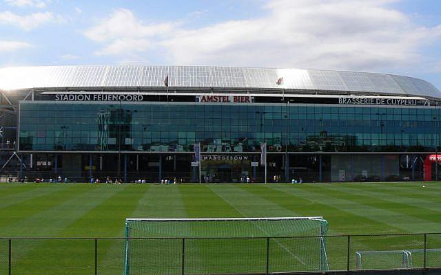 Feyenoord's De Kuip Stadium in 2006