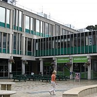 Students' Union, University of Essex, Colchester Campus