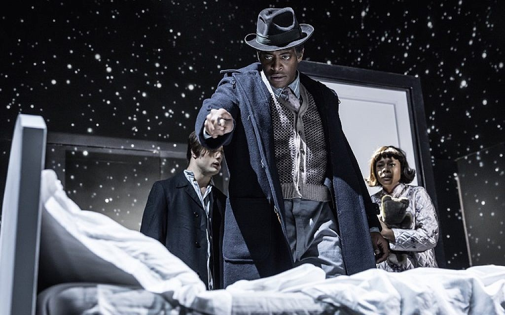 The Twilight Zone opens at the Ambassadors Theatre from 4 March