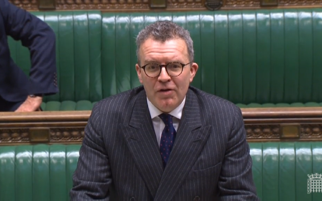 Tom Watson: Luciana Berger 'bullying' disgraces party I love