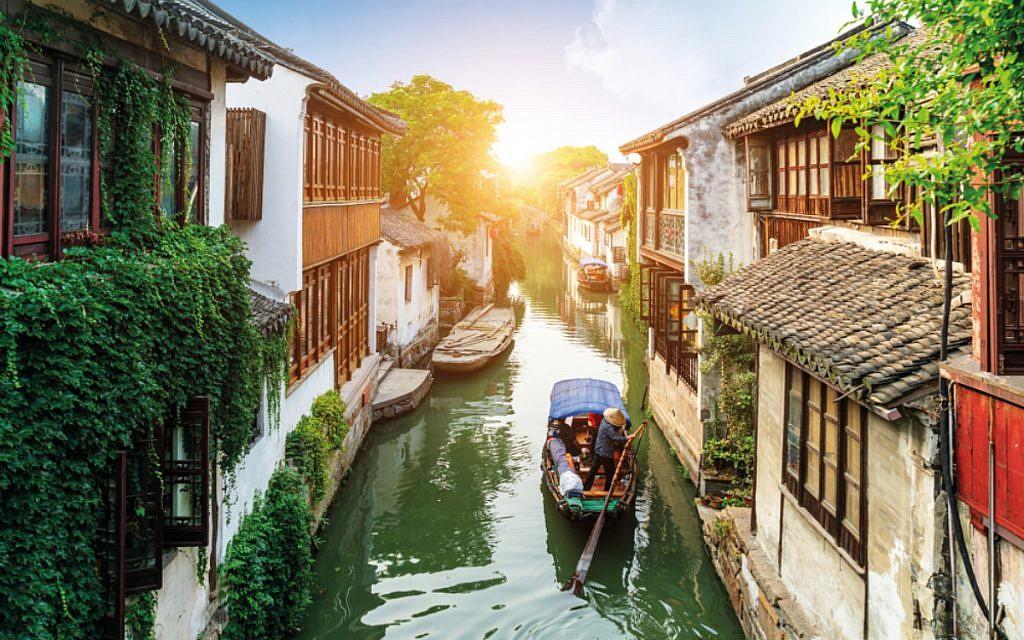 Zhouzhuang, the Venice of China