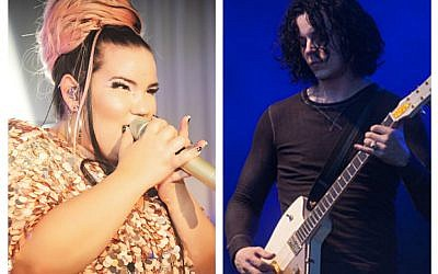 Netta and Jack White
