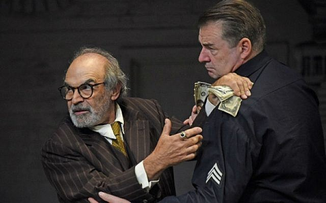 David Suchet and Brendan Coyle star in The Price