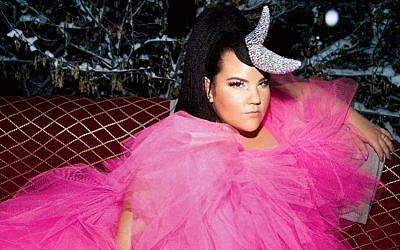 Eurovision winner Netta Barzilai has released her new single, Bassa Sababa