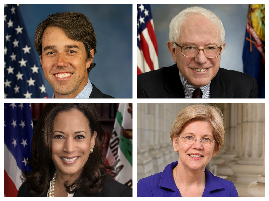 Democratic Presidential Candidates Skip AIPAC Summit