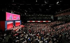 Labour Party conference.