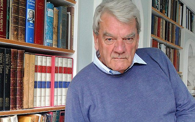 Convicted Holocaust denier and pseudo historian David Irving