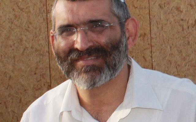 Michael Ben-Ari (Wikimedia/אהוד אמיתון - יחידת תצפית)