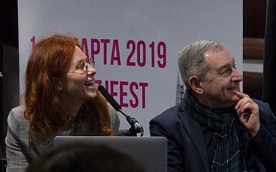 Arbuzz J-Fest: Vera Krichevskaya and Alexander Kolbovsky