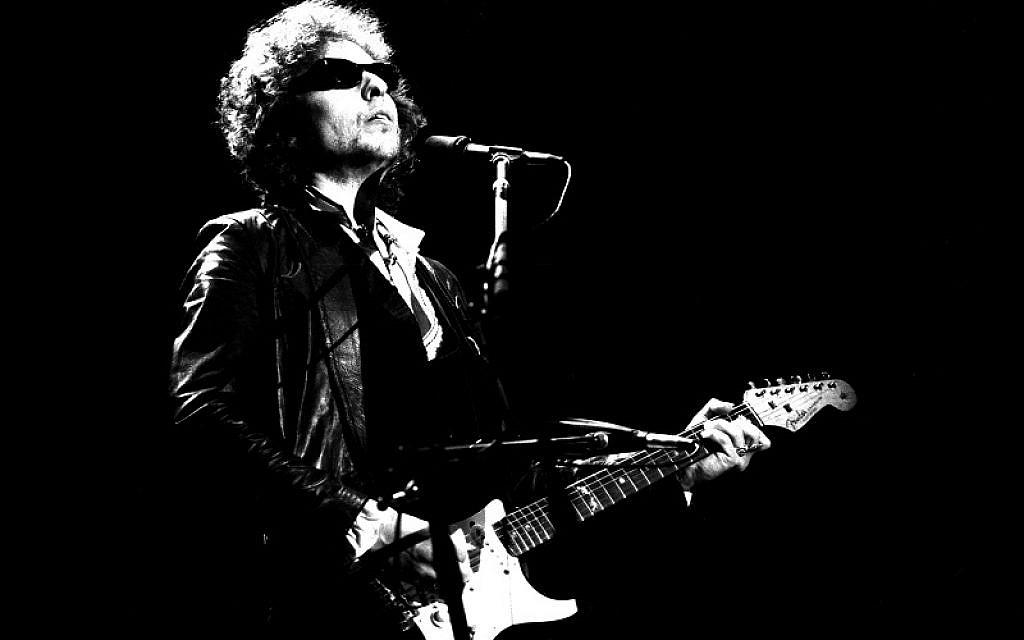 Bob Dylan, 1978. Credit: Danny Clifford.
