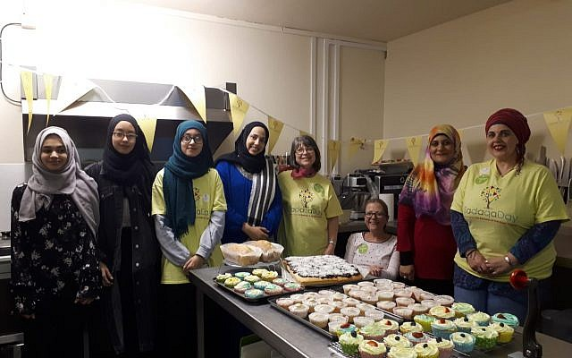 Peterborough baking for the homeless