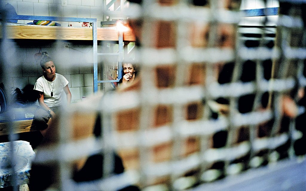 More than 200 female prisoners of all backgrounds and faiths are incarcerated at Neve Tirza (Credit: Tomer Ifrah)