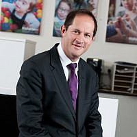 Richard Franklin has been appointed as chief executive of Kisharon