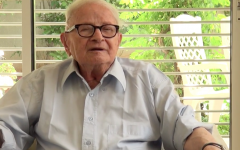 Rafi Eitan (Screenshot from Youtube)