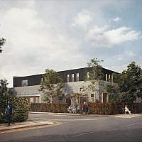 Designers at de Metz Forbes Knight Architects (dMFK) have released designs of the new Finchley Reform shul
