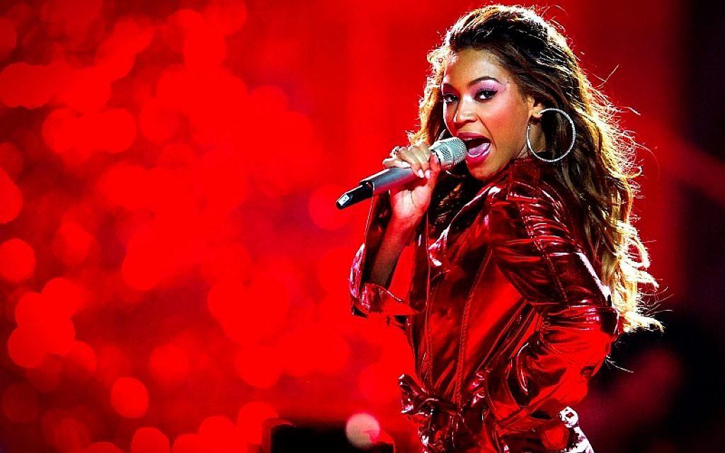Beyonce, 2006. Credit: Danny Clifford