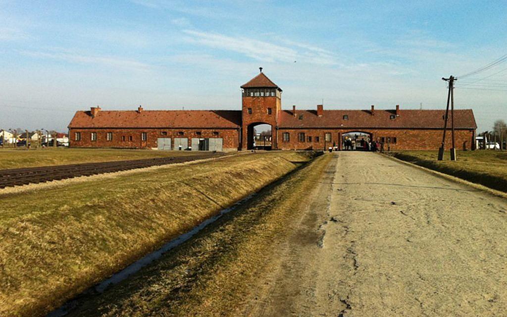 Auschwitz Birkenau extermination camp. (Photo credit: The Church of Scotland/PA Wire)