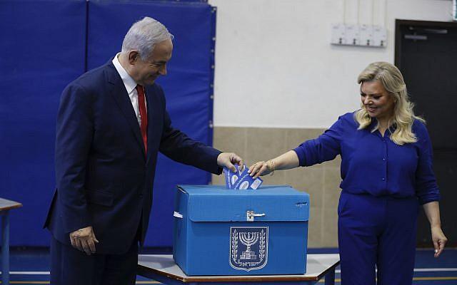 Israeli Election: Likud 'placed 1,200 hidden cameras in Arab
