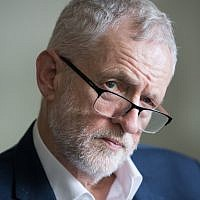 Jeremy Corbyn  (Photo credit: Aaron Chown/PA Wire)