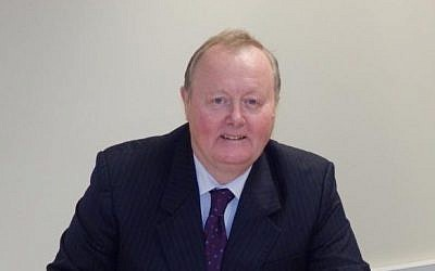 Allan Barclay (Picture from Hartlepool Labour Party website.)