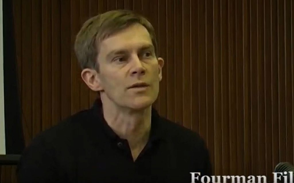 WATCH: Seamus Milne suggested complicity between Isis and Israel