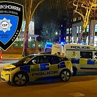 Shomrim (Stamford Hill) / Twitter