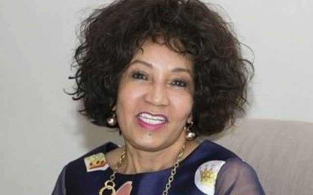 South African Foreign Minister Lindiwe Sisulu