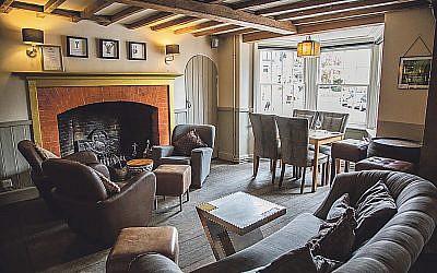 MIller pub lounge
