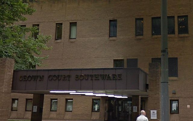 Southwark Crown Court, Google Maps Street View