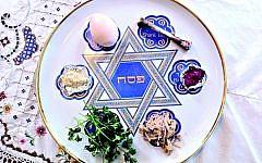 Seder plate!