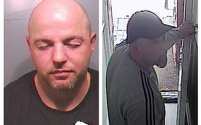 Photos issued by Metropolitan Police of Joseph McCann - as detectives hunting a rapist who abducted two women off the streets of north London have identified the suspect as the 33 year old who has a slight Irish accent and is also known to use false names, including Joel. (Photo credit: Metropolitan Police/PA Wire)