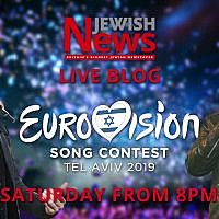 Join the Jewish News LIVE Eurovision blog on Saturday night