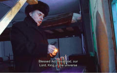 Natan Sharansky pictured in the film 'From Slavery to Freedom'