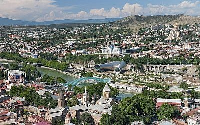 Tbilisi (Marcin Konsek / Wikimedia Commons / CC BY-SA 4.0)