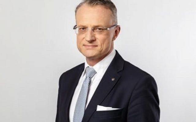 Marek Magierowski (Twitter)
