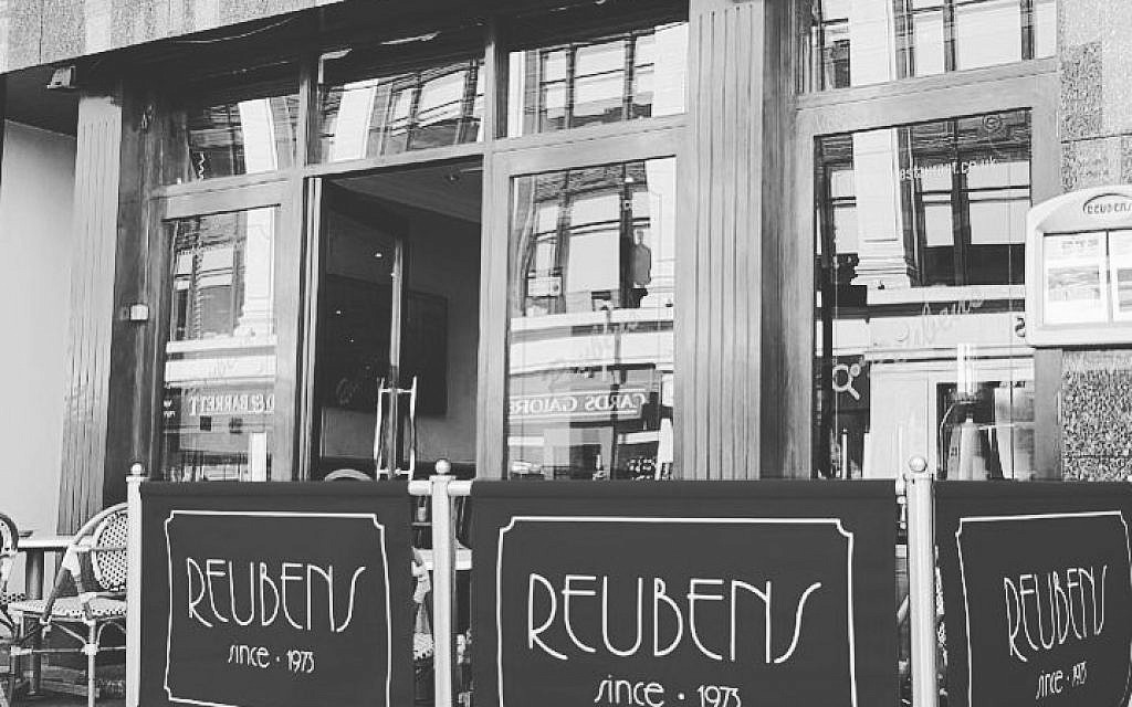 Beloved Kosher deli Reubens announces it is closing down after 46 years