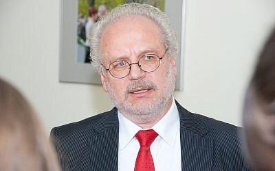 Egils Levits. (Wikipedia/Flikr/Author: Toms Norde, Valsts kanceleja)